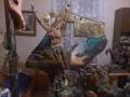 Скулптори от бронз,дърво,гипс.