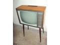 Телевизор темп 6м черно-бял ссср