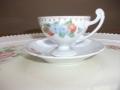 Декоративна чашка с чинийка