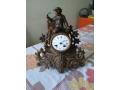 Антикварен френски часовник