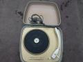 Стар грамофон petti с куфар