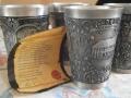 Уникални чаши zinn becker stuttgart - 95% pewter cup germany bavaria