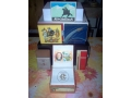 Колекция цигарени кутии (ретро)