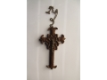Дървен кръст-дърворезба йерусалим