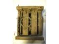 Дървен часовников механизъм