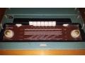 Ретро радио-грамофон с усилватели